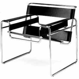 marcel breuer wassily sessel chair bauhaus design m bel. Black Bedroom Furniture Sets. Home Design Ideas